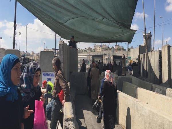 إسرائيل تغلق الضفة الغربية في أول جمعة من رمضان