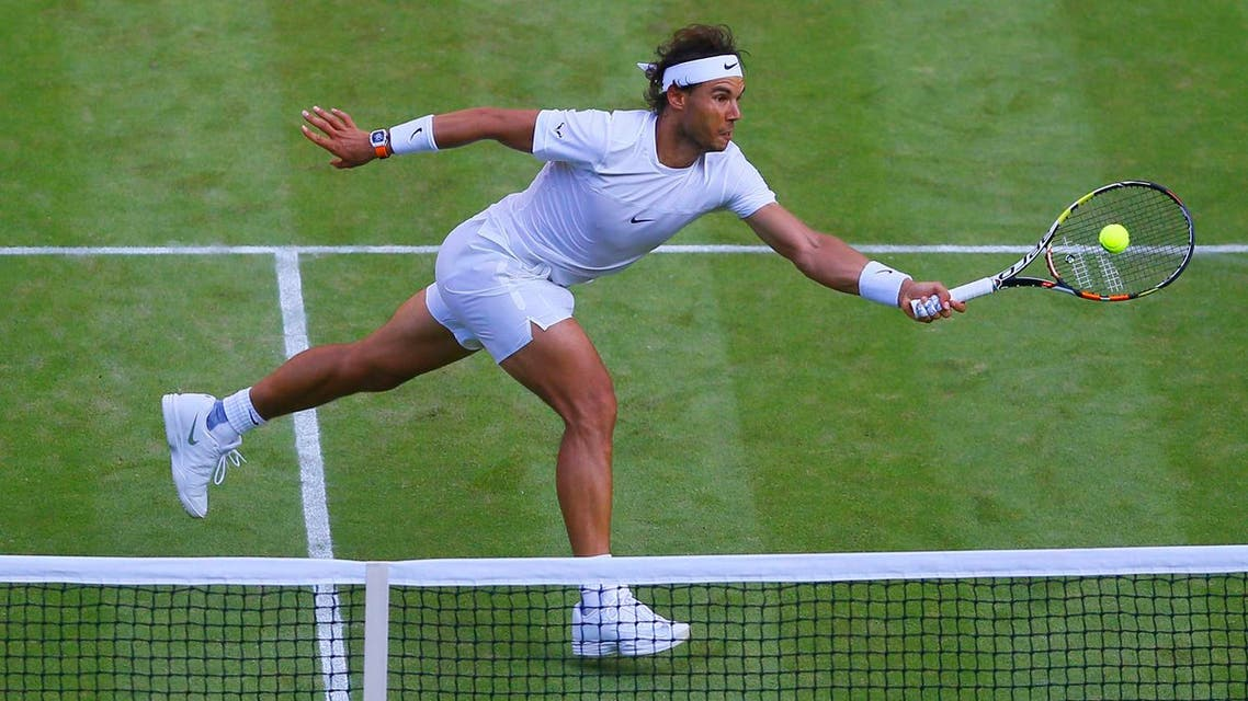 Nadal's withdrawal is a blow for the championships at which the Spaniard has been such an attraction for more than a decade. (File photo: AP)