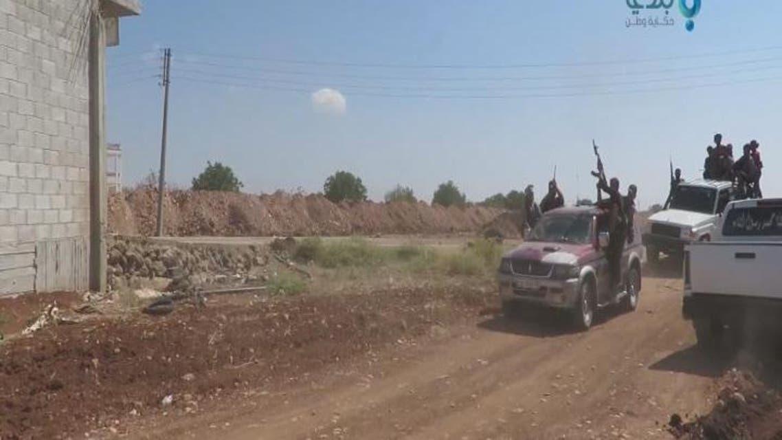 THUMBNAIL_ تقدم للمعارضة في ريفي حلب الشمال والجنوبي