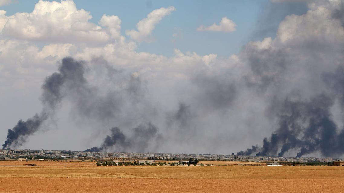 manbij syria reuters