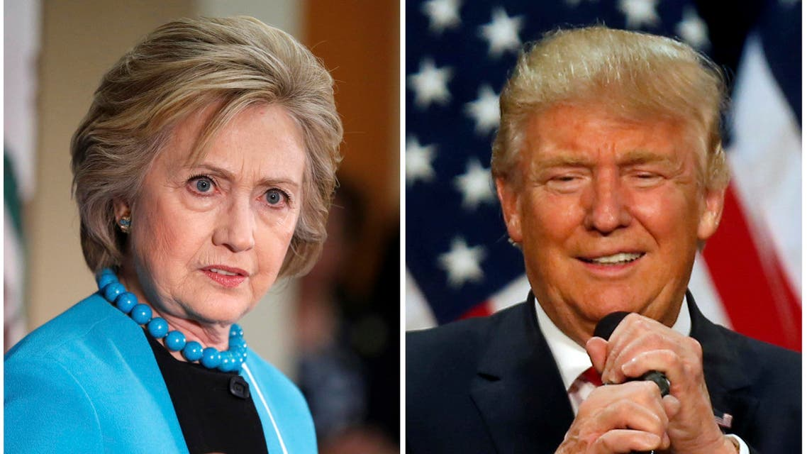 Donald Trump and Hillary Clinton are engaged in their first full-blown Twitter war.