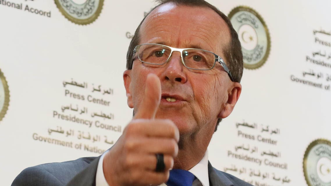 المبعوث الأممي إلى ليبيا مارتن كوبلر 3