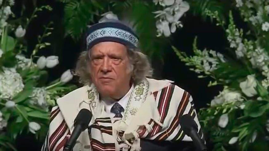 'Respect': Rabbi defends Muslims, Palestinians at Ali's memorial