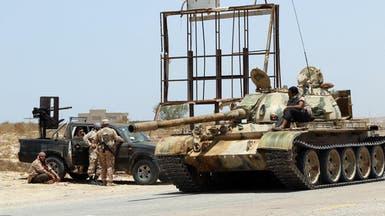 ليبيا.. قوات حكومة الوفاق تسيطر على ميناء سرت