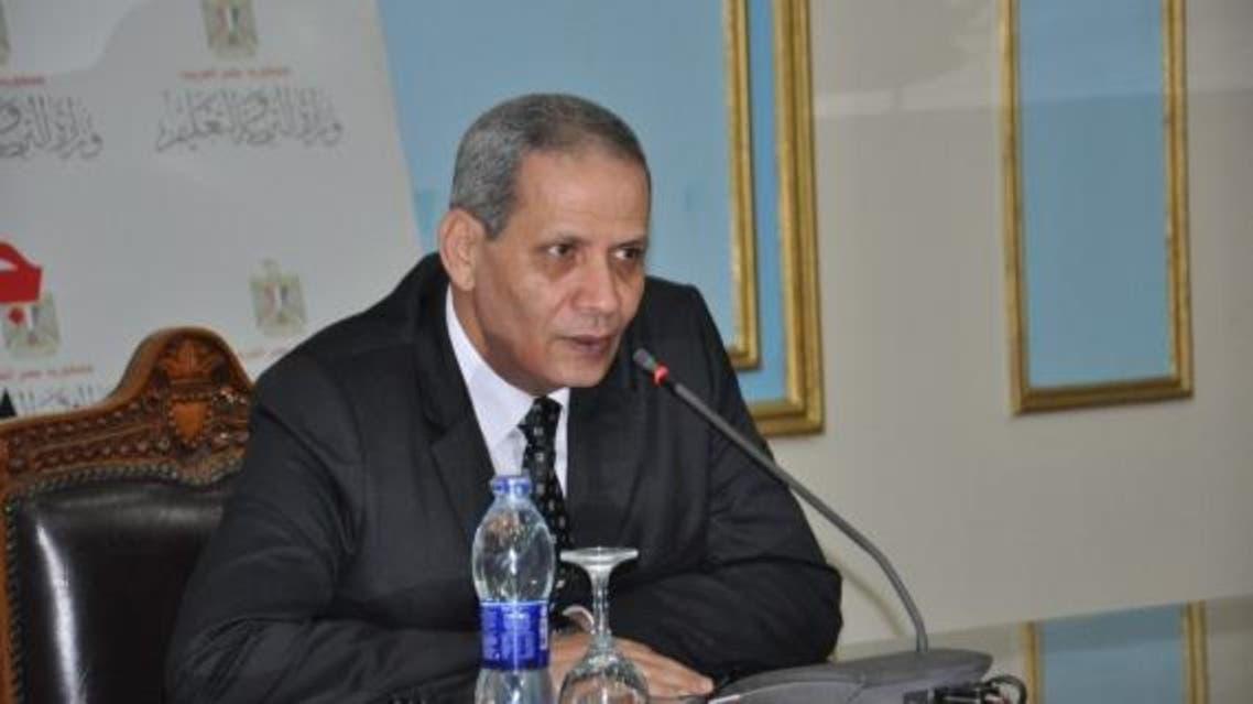 وزير التربية والتعليم المصري الهلالي الشربيني