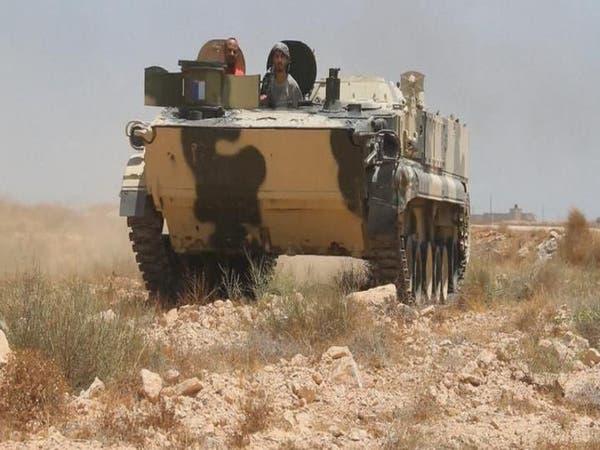 قوات حكومة الوفاق الليبية تصد هجوما جديدا لداعش في سرت