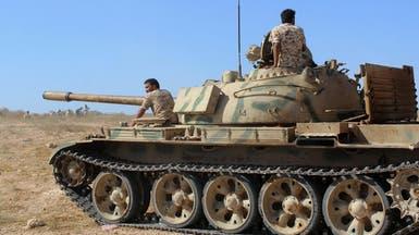 قوات الوفاق الليبية تحاصر داعش في سرت
