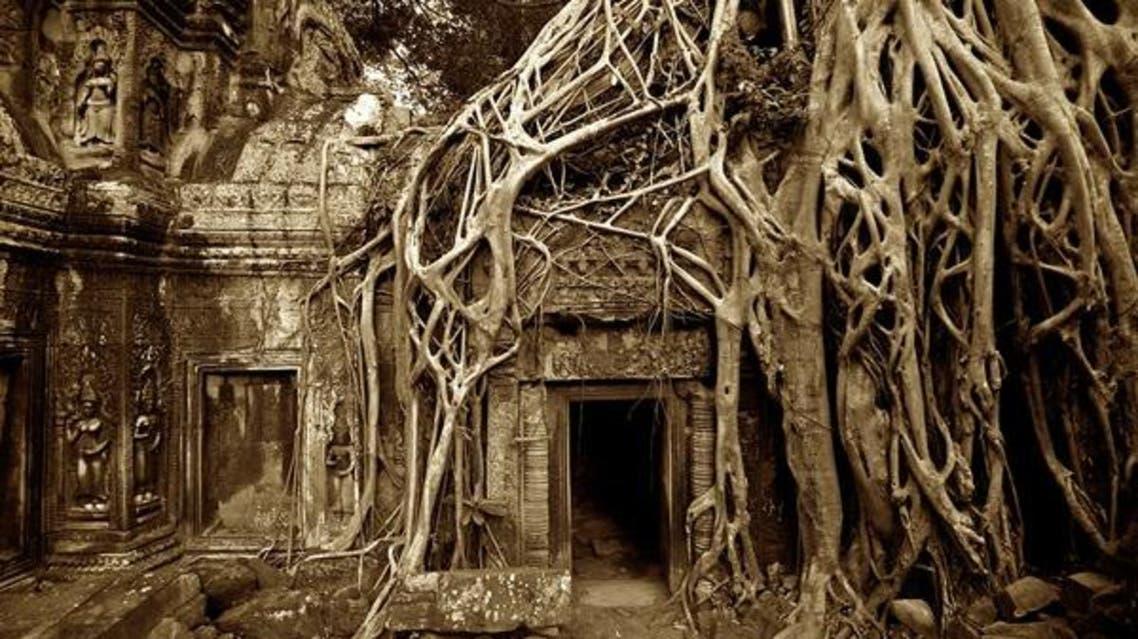 معابد انغكور في كمبوديا
