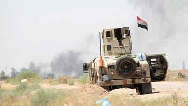 القوات العراقية تتقدم جنوب الفلوجة