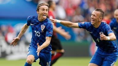 مودريتش يمنح كرواتيا الفوز على تركيا