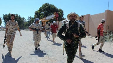 قوات حكومة الوفاق الليبية تتقدم على محورين في سرت