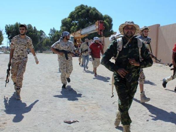 """ليبيا.. دوريات """"حكومية"""" داخل سرت وجثث داعش في الشوارع"""