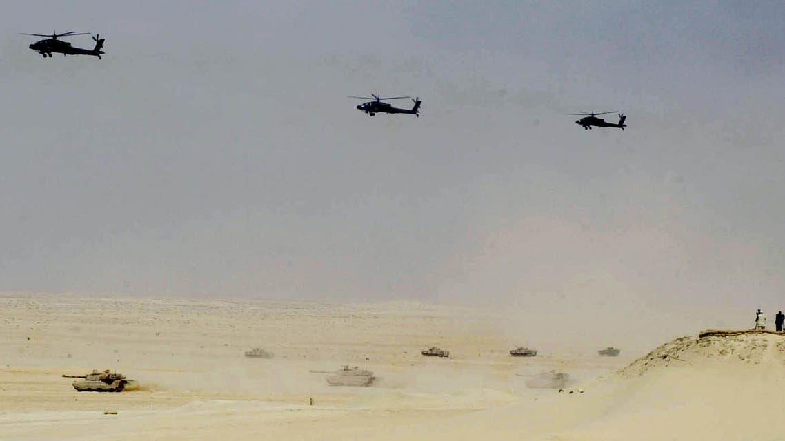 UAE MILITARY HELICOPTER CRASH KILLS TWO