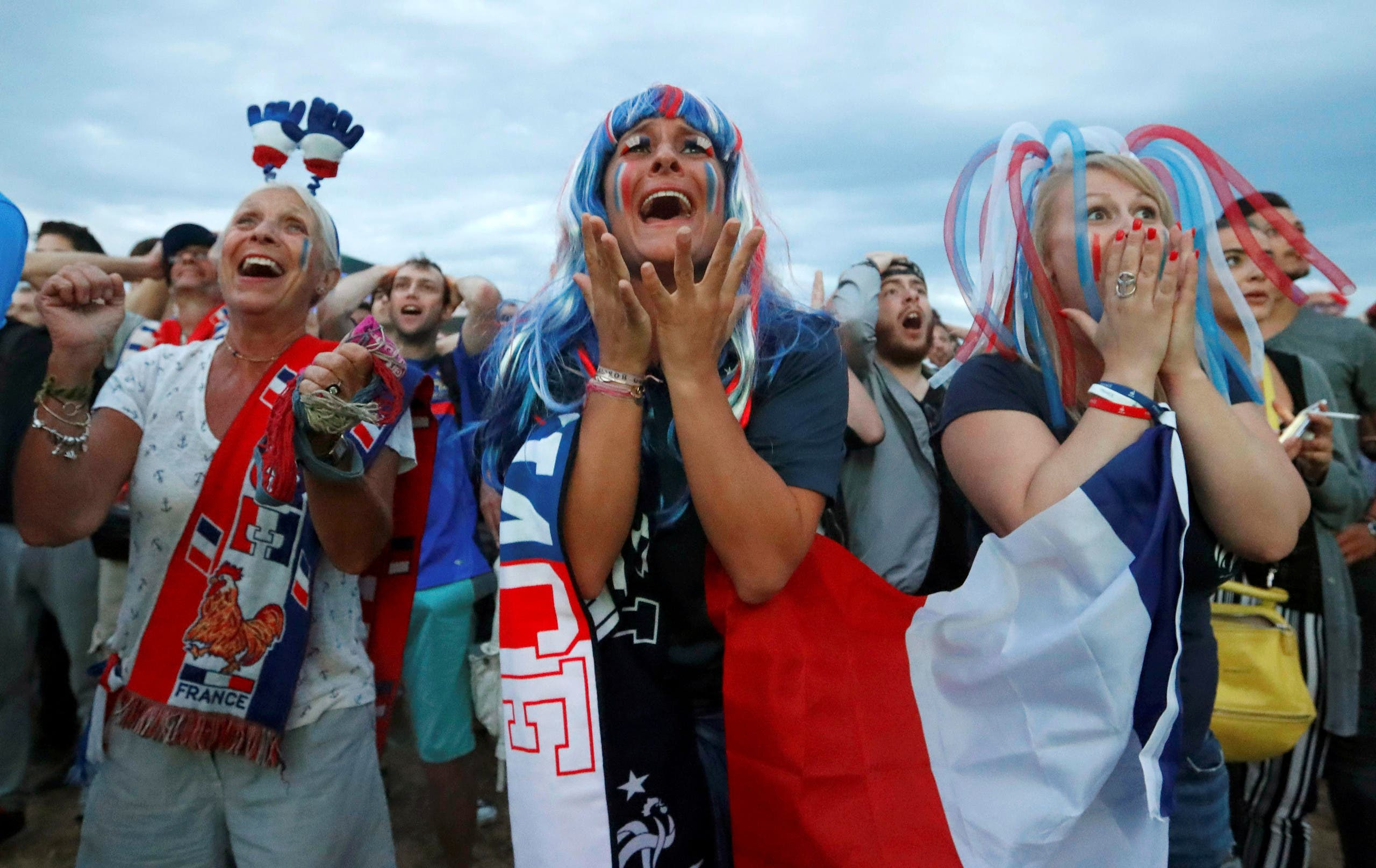 Euro 2016 marred by violence