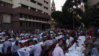 بالصور.. كنيسة مصرية تقيم حفل إفطار للمسلمين