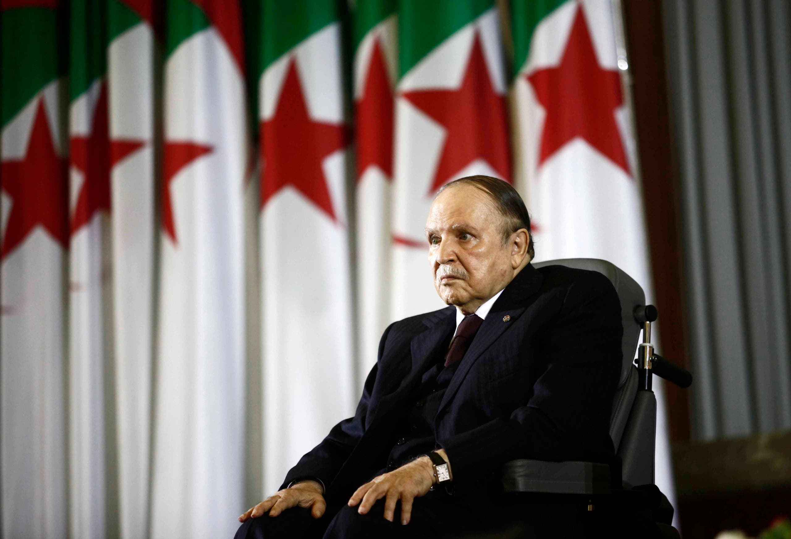 Algeria's Bouteflika replaces energy, finance ministers