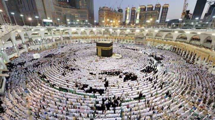 بالصور.. المسجد الحرام من ارتفاع 1000 متر