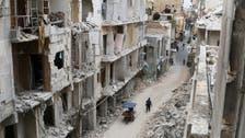 طائرات حربية تكثف قصفها على مدينة حلب والأرياف