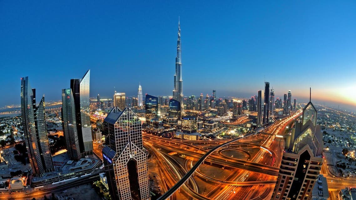 The Dubai skyline (Photo: Shutterstock)