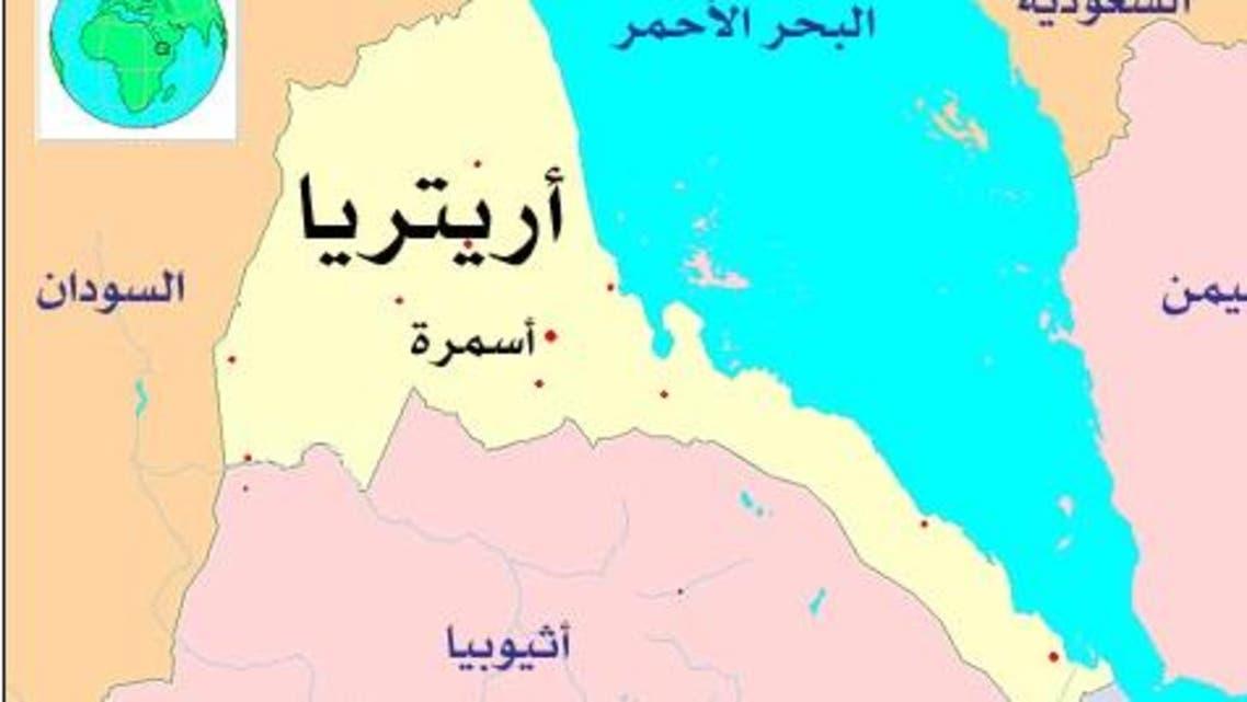 اريتريا اثيوبيا