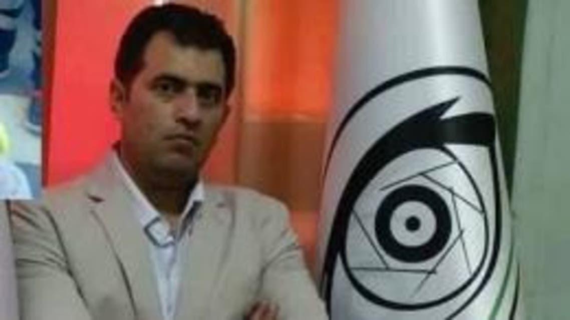 الناشط السوري أحمد عبد القادر