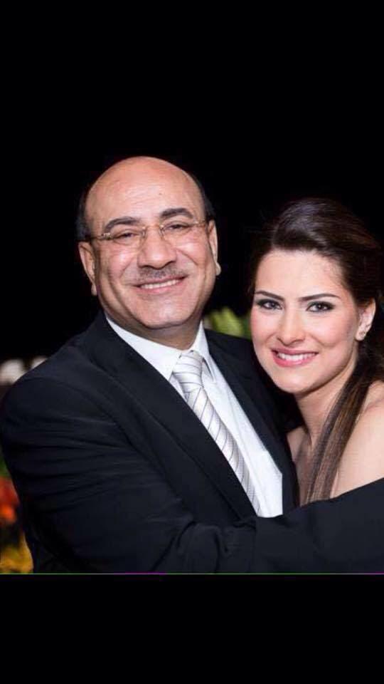 هشام جنينة رئيس الجهاز المركزي للمحاسبات السابق وابنته المفصولة من النيابة الإدارية شروق