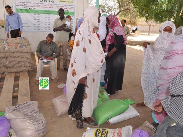 """عملية رمضان"" تنقذ فقراء موريتانيا"