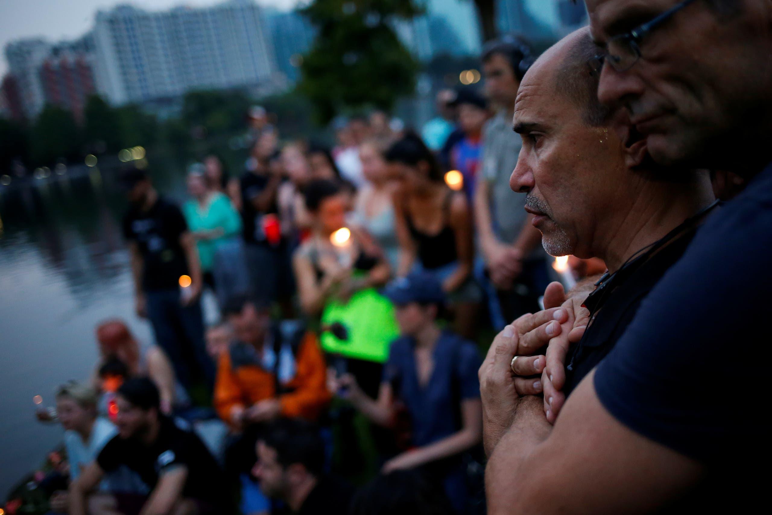 Vigils for Orlando