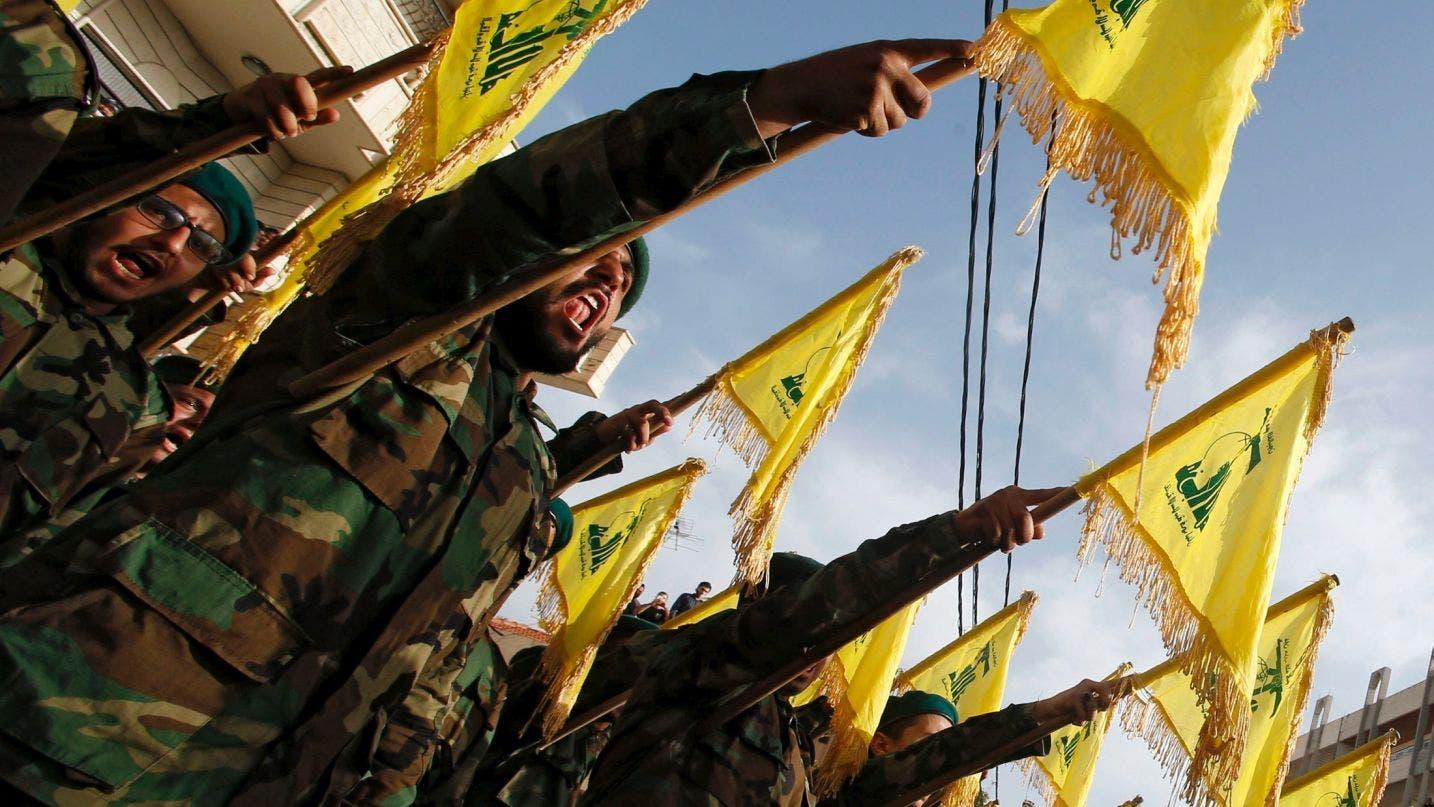 Members of Hezbollah militia (Photo: Reuters)