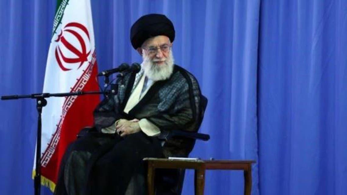 المرشد الأعلى للجمهورية الإيرانية، علي خامنئي