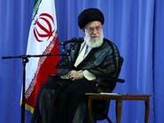 """خامنئي يحذر من """"خطة بريطانية"""" لتفكيك إيران"""