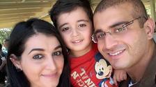 """""""اورلینڈو حملہ آور"""" کی فلسطینی بیوی کو ممکنہ گرفتاری کا سامنا"""