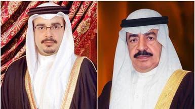 رئيس وزراء البحرين وولي العهد يؤكدان على احترام القانون