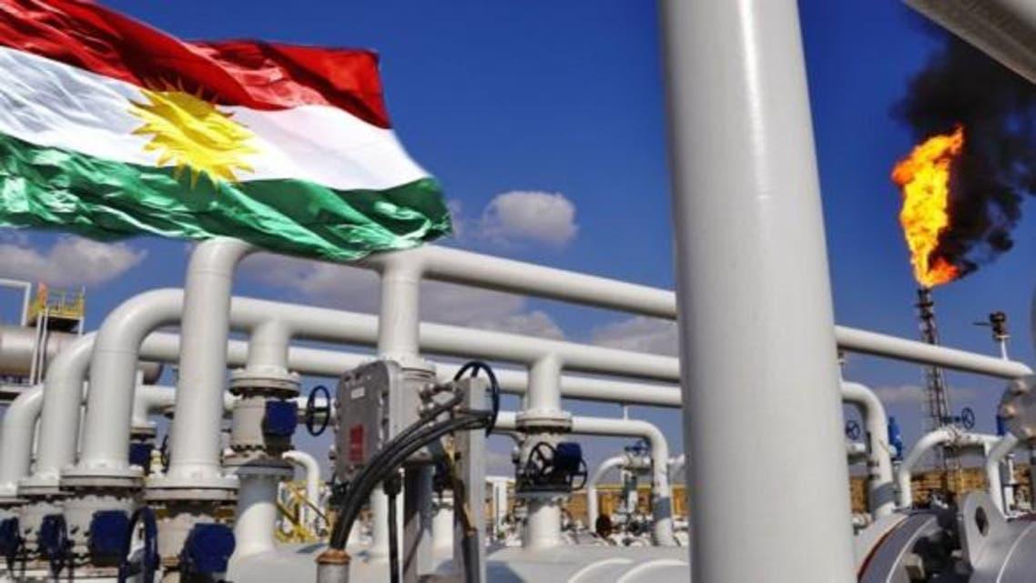 نفط - كردستان