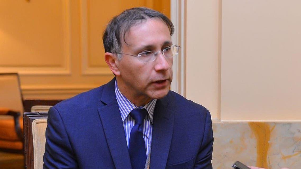 الباحث السياسي في معهد دول الخليج العربية بالولايات المتحدة الأميركية فهد ناظر