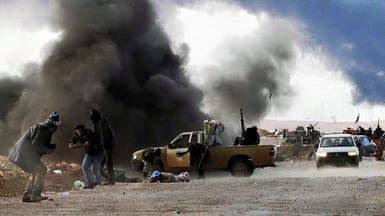 قوات الوفاق تمهد لمعركة حاسمة ضد داعش في سرت