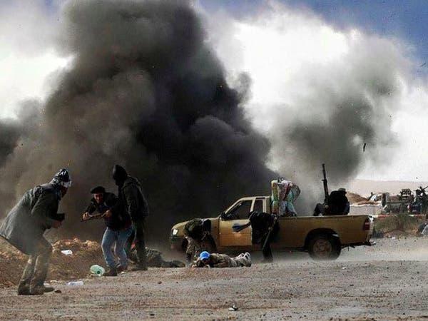 ليبيا.. 14 قتيلاً في هجومين انتحاريين غرب سرت