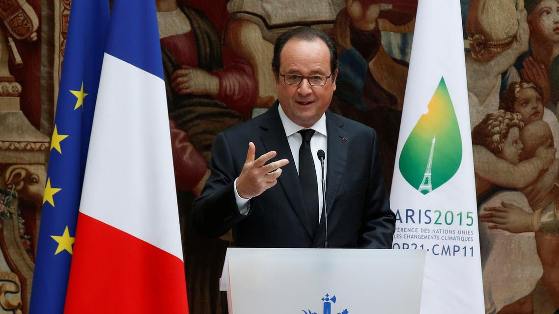 France becomes first major nation to ratify UN climate deal