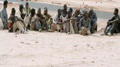رحلة للجزائر تنتهي بمأساة.. جثة 20 طفلاً في الصحراء