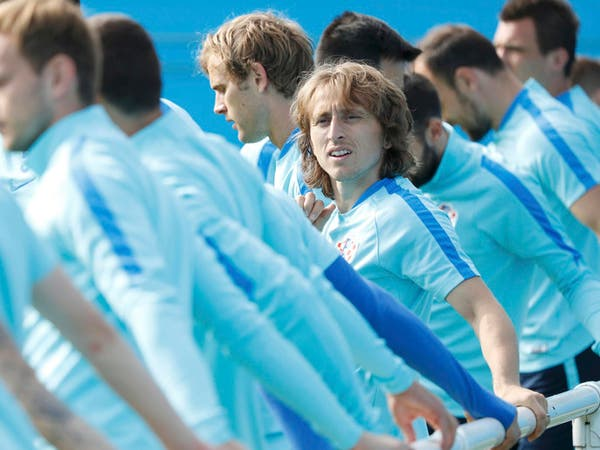 كرواتيا المثقلة بالأحزان تبحث عن التأهل أمام التشيك