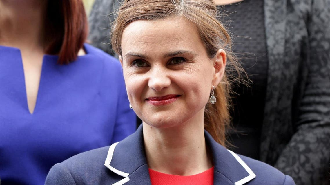 Batley and Spen MP Jo Cox is seen in Westminster May 12, 2015. (File Photo: Yui Mok/Press Association/ via Reuters)