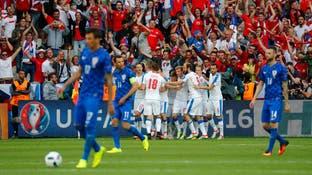 التعادل ينهي مباراة كرواتيا والتشيك وسط شغب جماهيري