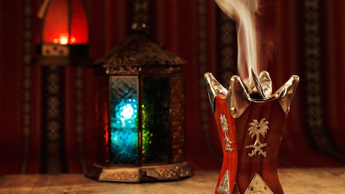 Burning oud and bukhoor has become synonymous with hospitality in the Arabian Peninsula. (Shutterstock)