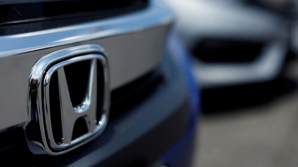 Honda recalls 1 million cars in China for air bag problems