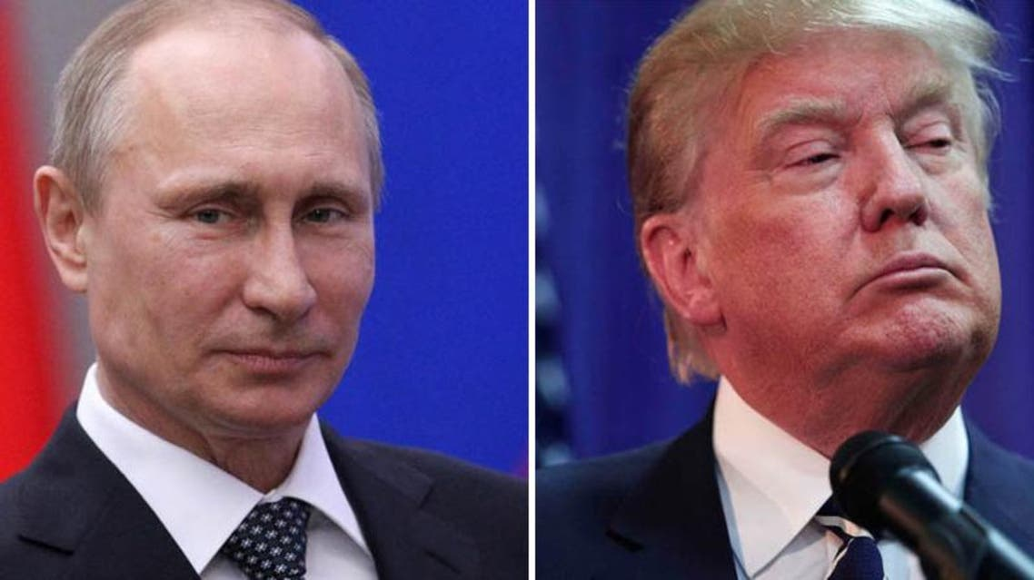 Putin on trump
