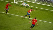 Free-scoring Spain show off their title credentials