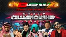 Dubai Pro-Wrestling kicks off its title-chasing tournament