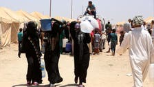 NGO: 30,000 displaced from Fallujah