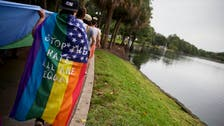 Car hits funeral procession for Orlando massacre victim