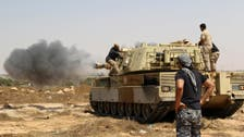 ISIS tries to break siege in Libya's Sirte